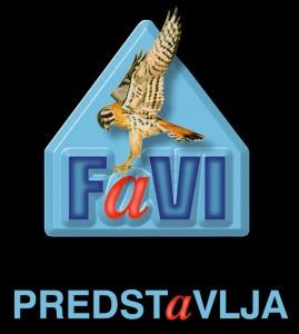 Logo favi predstavlja